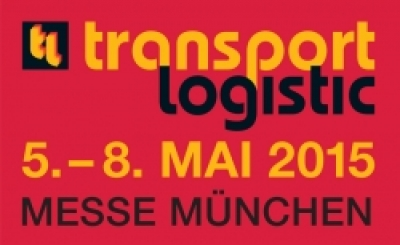 "Transports Olivier LELOUP à Munich pour le salon ""Transport Logistic 2015″"